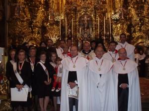 Investiduras de Caballeros y Damas de San Juan de Dios, 31-10-20 004
