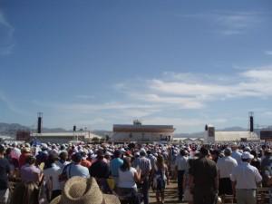 Beatificación de Fray Leopoldo de Alpandeire, 12-9-2010