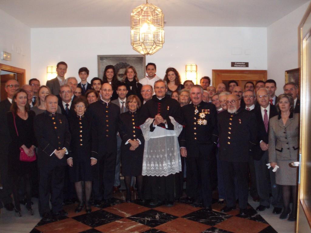 Caballeros y Damas Orden S. Juan de Dios 94 Ani Basil; 16-1-2011 004